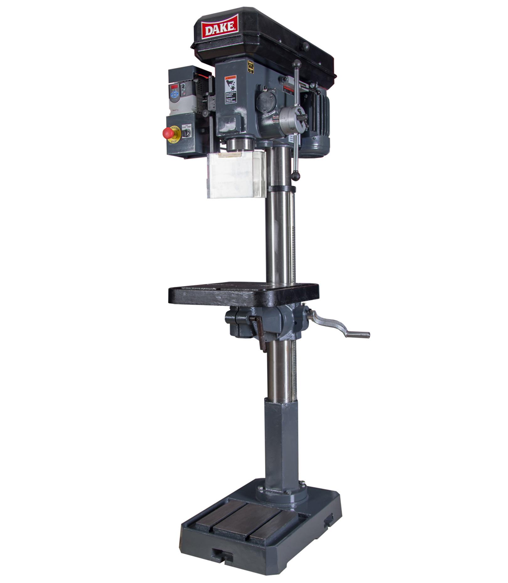 Bench Top & Floor Drill Presses | Dake Corp