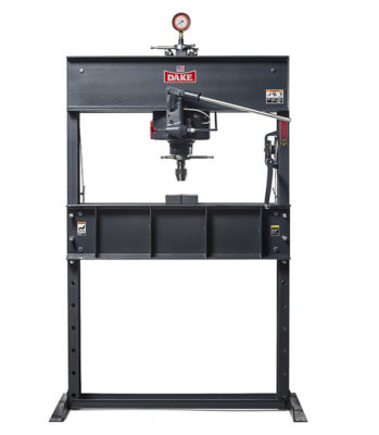 Hand Operated Press150H | Dake Corp