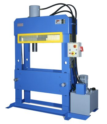 Hydraulic Lift Table Press