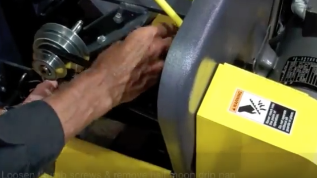 How to change a bandsaw blade on the dake johnson j saw dake corp how to change a bandsaw blade on the dake johnson j saw greentooth Images